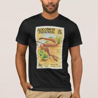Camiseta Selo do cobra de Solomons
