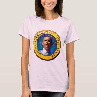 Camiseta Selo do presidente Barack Obama