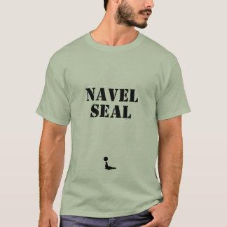 Camiseta Selo do umbigo