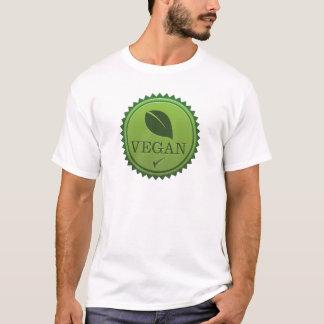 Camiseta Selo do Vegan