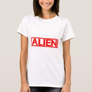 Camiseta Selo estrangeiro