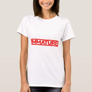 Camiseta Selo imaturo
