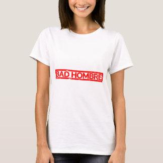 Camiseta Selo mau de Hombre