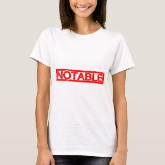 Camiseta Selo notável