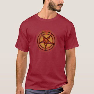 Camiseta Selo satânico