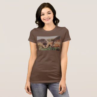 Camiseta Selos felizes