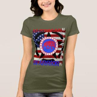 Camiseta Selvagem americano--Exército