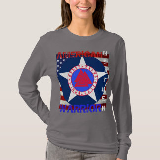 Camiseta Selvagem americano--Força aérea