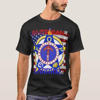 Camiseta Selvagem americano--Polícia