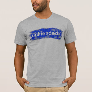 Camiseta Sem amigos