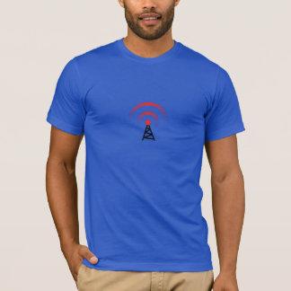 Camiseta Sem fio