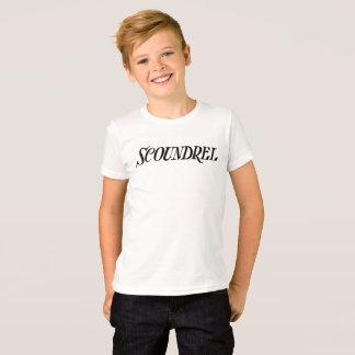 Camiseta Sem-vergonha - deixe o mundo saber até seu não bom