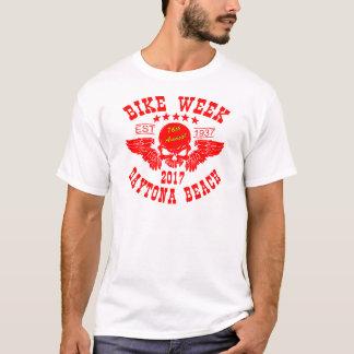 Camiseta Semana 2017r da bicicleta de Daytona Beach do