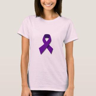Camiseta Semana invisível 2012 da consciência da doença