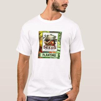 Camiseta Sementes crescentes