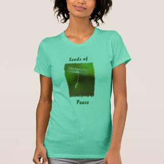 Camiseta Sementes da paz