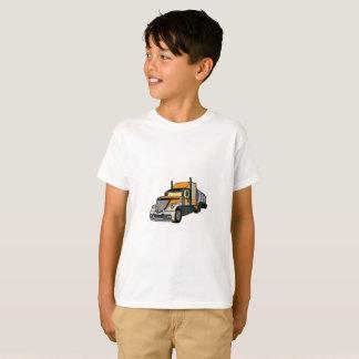 Camiseta Semi caminhão grande