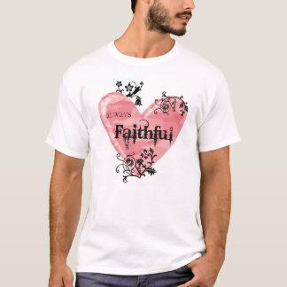 Camiseta Sempre fiel