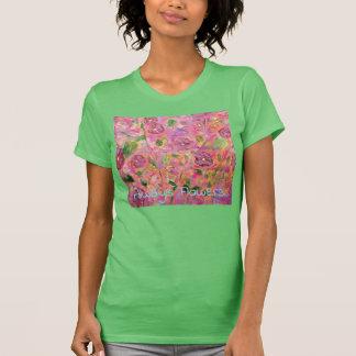 Camiseta Sempre flores