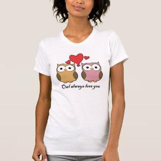 Camiseta Sempre t-shirt do dia dos namorados de Luv U