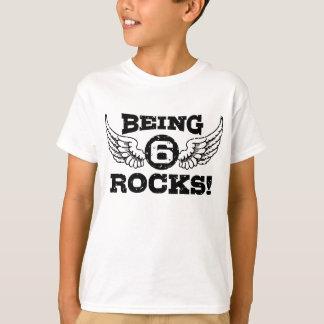 Camiseta Sendo 6 rochas