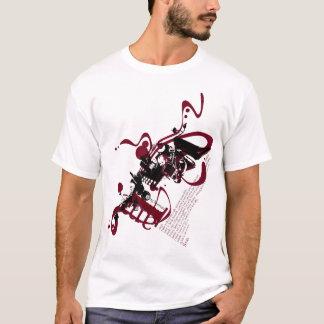 Camiseta sendo humano