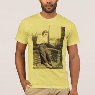 Camiseta Sendo impressionante