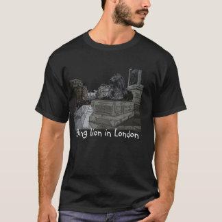 Camiseta Sendo leão em Londres