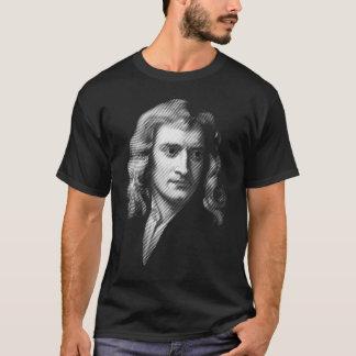Camiseta senhor Isaac Newton