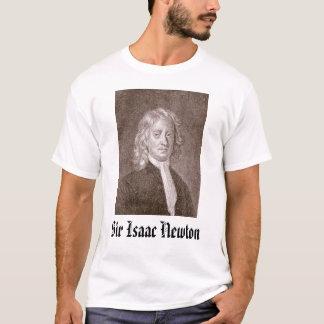 Camiseta Senhor Isaac Newton - personalizado
