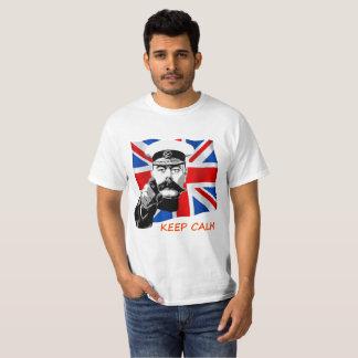 Camiseta Senhor Kitchener Mantimento Calmo