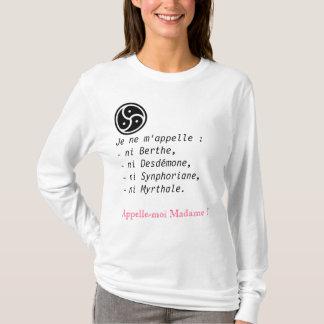 Camiseta Senhora