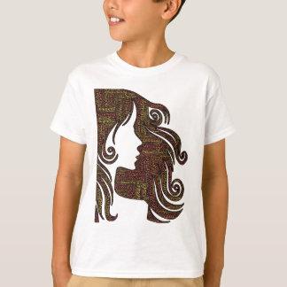 Camiseta Senhora de fascínio