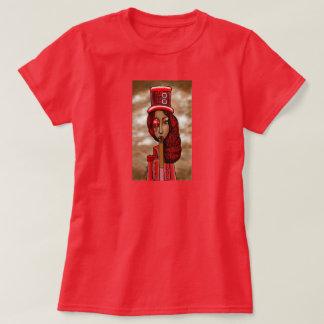 Camiseta Senhora de Steampunk