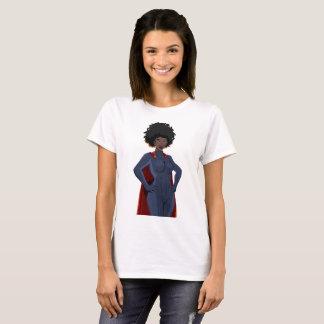 Camiseta Senhora do super-herói