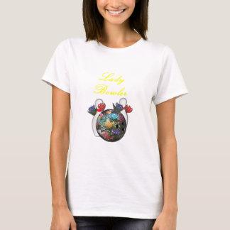 Camiseta Senhora Jogador