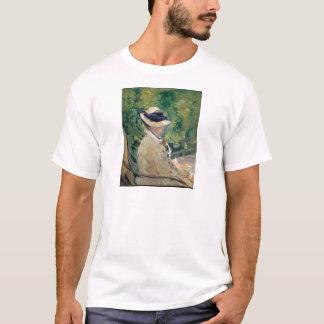 Camiseta Senhora Manet (Suzanne Leenhoff, 1830-1906)