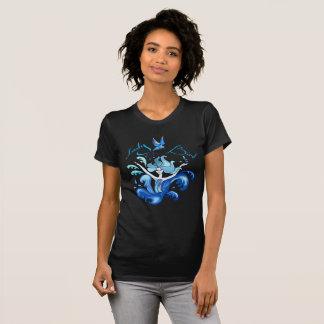 Camiseta Senhora Pássaro