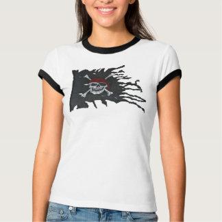 Camiseta Senhora Pirata
