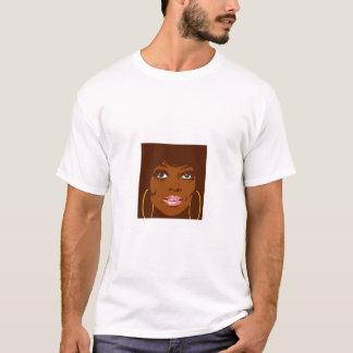 Camiseta senhora preta