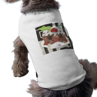 Camiseta Senhora Pudim Doggy T-shirt
