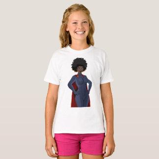 Camiseta Senhora super-herói