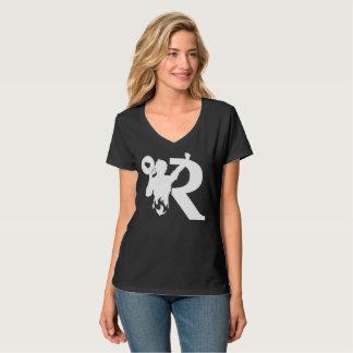 Camiseta Senhoras T da resistência