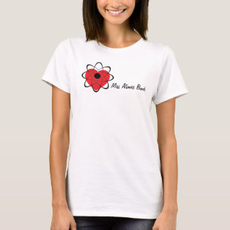 Camiseta Senhorita bomba atômica
