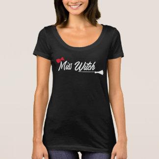 Camiseta Senhorita Bruxa