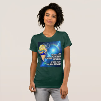 Camiseta Senhorita Impressionante