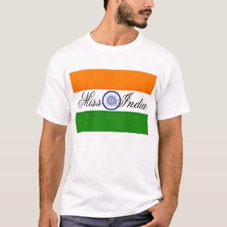 Camiseta Senhorita India