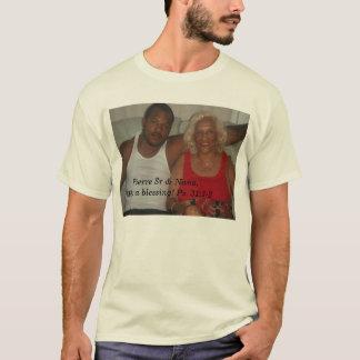 Camiseta Sénior & Nana de Pierre,