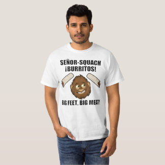 Camiseta Senor-Squatch Tshirt
