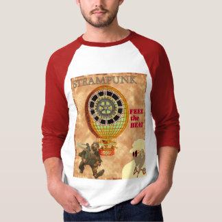 Camiseta Sensação do ~ de Steampunk o calor